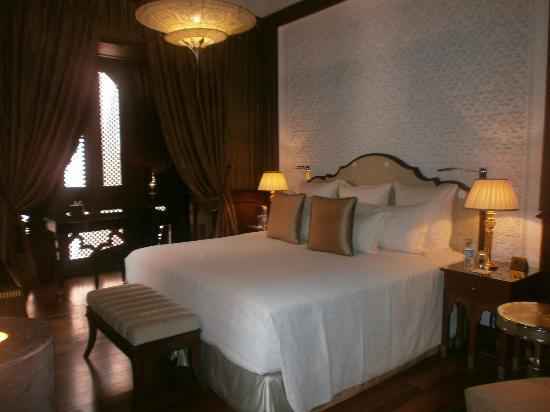 Royal Mansour Marrakech : bed room