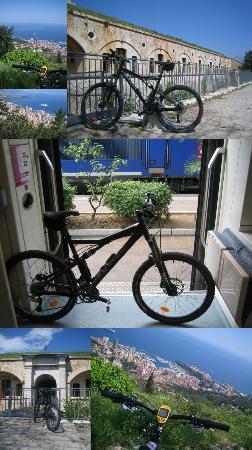 GreenBike : Green bike, blue sky !