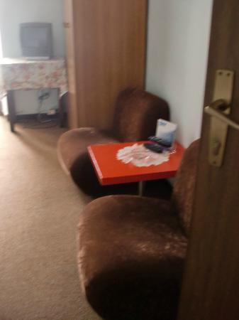 Hotel Elvezia: arredamento...............