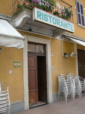 Hotel Elvezia: facciata........