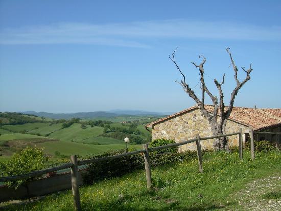 Agriturismo Le Murelle vista dall'esterno