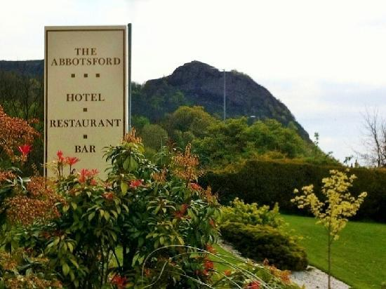 The Abbotsford Hotel : Exterior 2