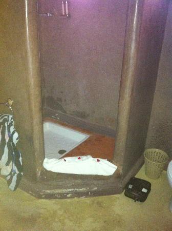 Le Domaine de L'Ourika: Shower..... AMAZING