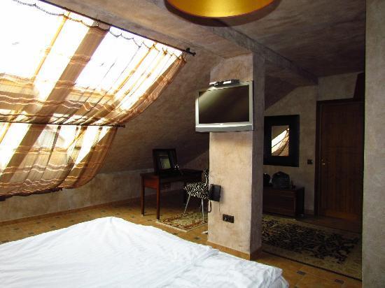 Art-Hotel Pushkin Hall: Студия Люкс
