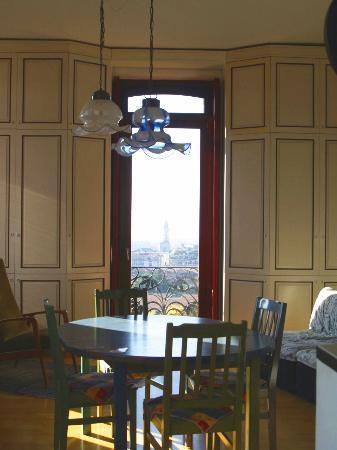 Villa Rina: dining room