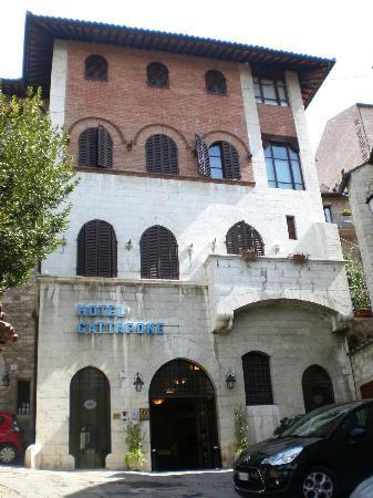 Hotel Gattapone, Gubbio
