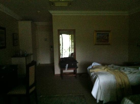 Makaranga Lodge: Rooms are big
