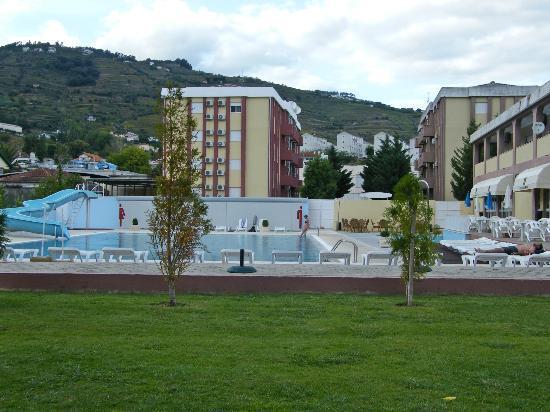 Residencial Columbano : exterior do hotel