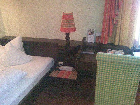 Hotel Sackmann: Einzelzimmer