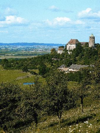 Hotel Burg Colmberg: Burg3