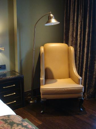 castillo gorraiz hotel golf spa silln de lectura - Sillon Lectura