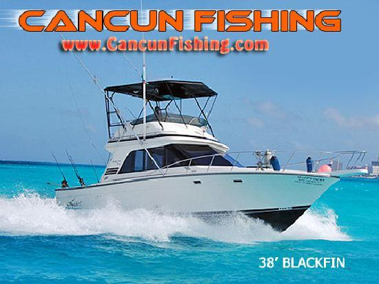 Cancun fishing charters all you need to know before you for Cancun fishing trips