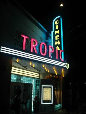 Tropic Cinema, Key West - Marquee