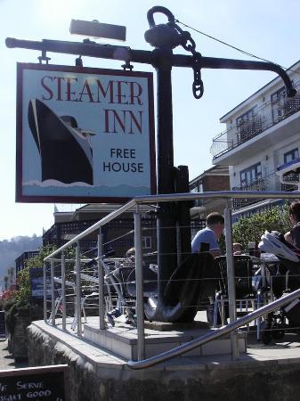 The Steamer Inn: Speaks for itself!