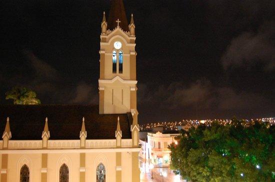 Sao Joao Da Boa Vista: vista dal balcone del secondo piano