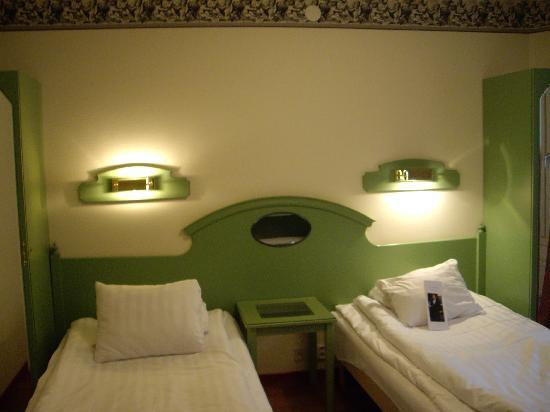 Scandic Hotel Star Lund: scandinavian bedroom