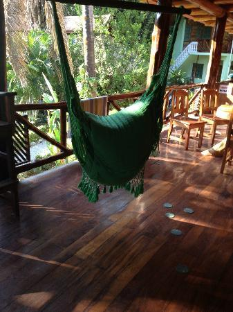 Giardino Tropicale: deck