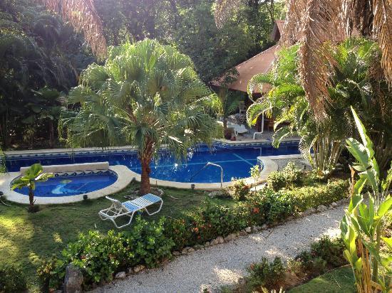 Giardino Tropicale: pool