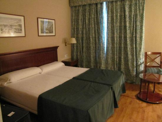 Hotel Rex: stanza 608