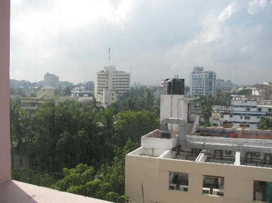 Quality Inn Sabari: View from room
