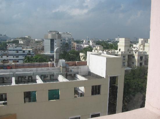Quality Inn Sabari: View from room