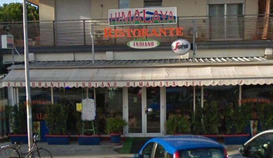 Ristorante indiano Himalaya, Piazzale Kennedy Rimini - photo from google maps