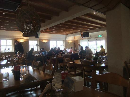 Hotel de Walvisvaarder : restaurant, ontbijtzaal