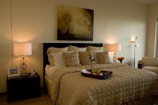 Peninsula Island Resort & Spa: Habitacion Principal