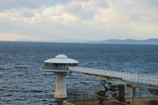 Shirahama Kaichu Observatory Deck: tenboudai1