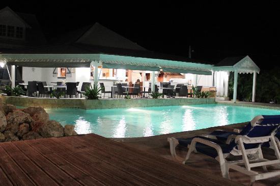 Hostellerie des Chateaux: le restaurant