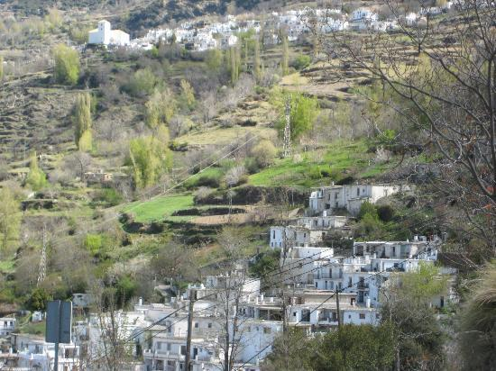 El CastaNar Nazari: Thw white villages on the way - stunning!