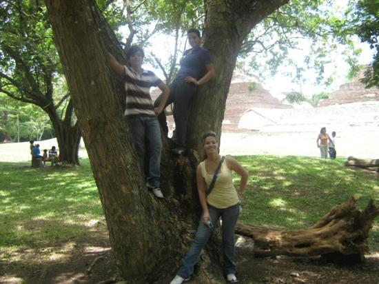 Comalcalco : En contacto con la naturaleza