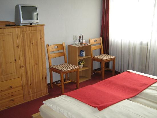 Hotel Kaiserhof: Möbilierung (Teilansicht)