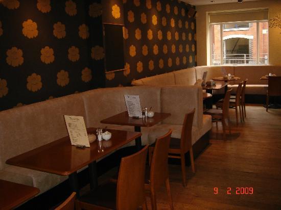 The Printroom Cafe Bar: printroom
