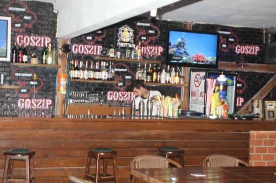 Gossip Bar and Restaurant