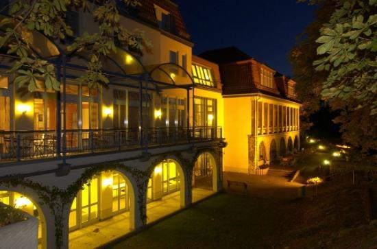 Berghotel Zum Edelacker: Terrasse