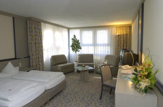 Berghotel Zum Edelacker: Panoramazimmer