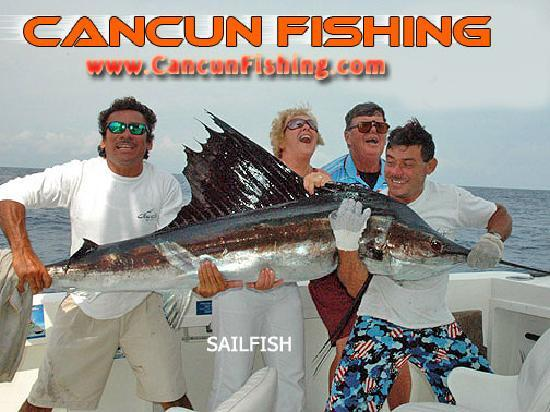World class deep sea fishing trips picture of cancun for Cancun fishing trips