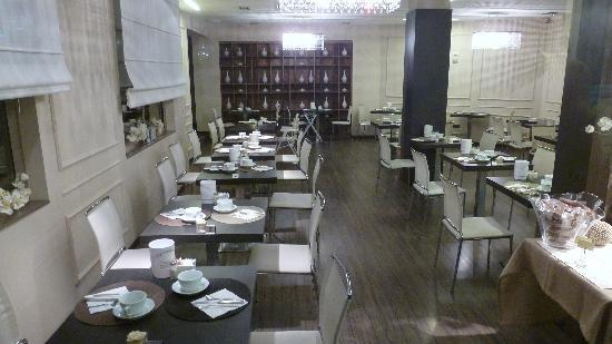 Hotel Carla: la salle à manger