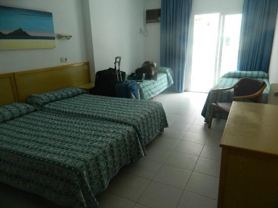Port Fiesta Park: 4 bed bedroom