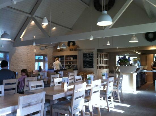 Daylesford Cafe: The Cafe