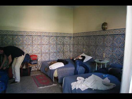Toulousain Hotel: Chambre n° 6