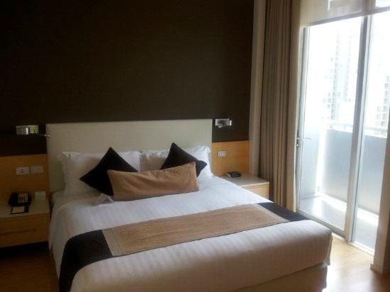 Somerset Sukhumvit Thonglor Bangkok: bedroom