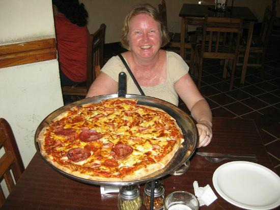 pizzeria antonino: Pizza