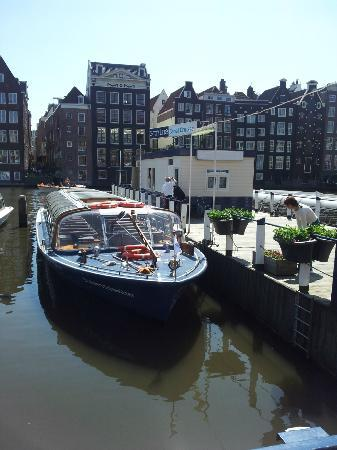 Gray Line Amsterdam : Canal boat