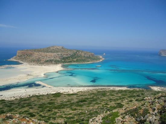 Balos Beach and Lagoon: Γραμβούσα Μπάλος, Gramvousa Balos