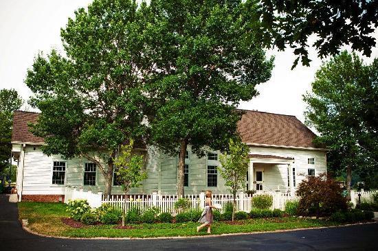 Prairie View Golf Club: Club House