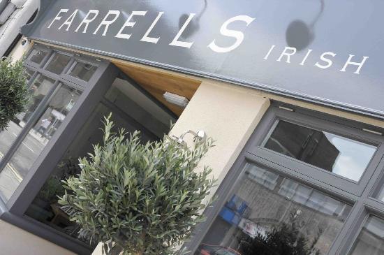 Farrells Irish Italian, Keynsham, Bristol