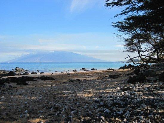Ulua Beach: beach