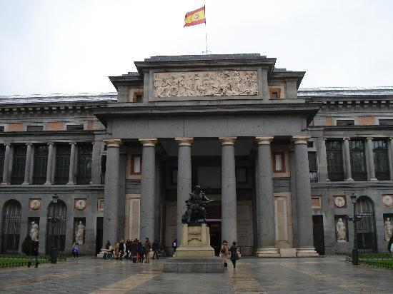Fachada Museo - Picture of Prado National Museum, Madrid - TripAdvisor